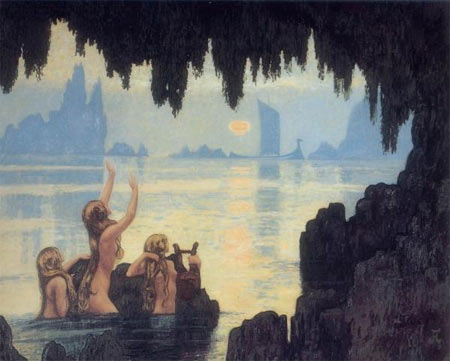 Auburtin Mermaids