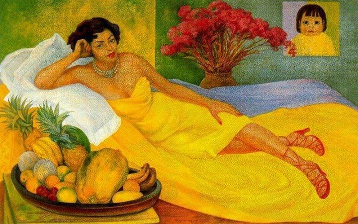 Diego Rivera Dona Flores
