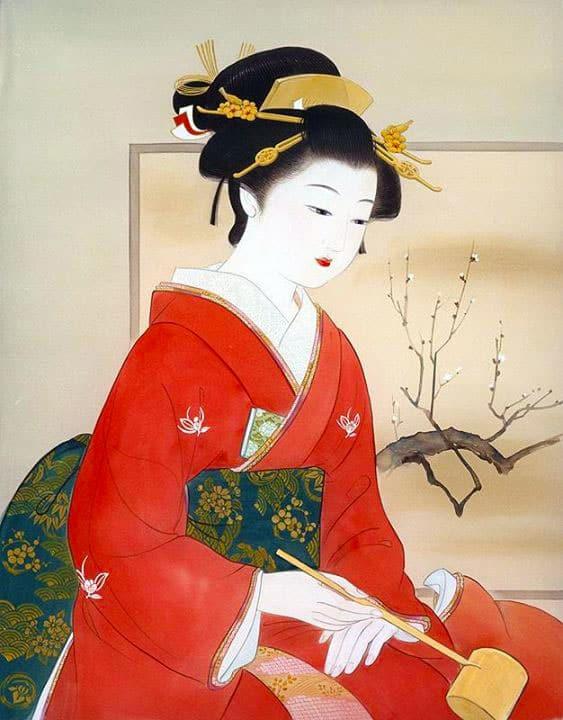 Kisyo Tsukuda Tea Ceremony